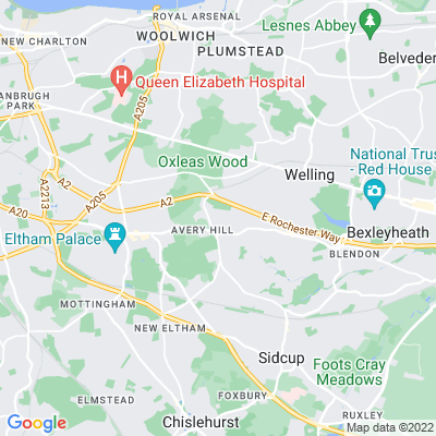 Fairoak Drive Location