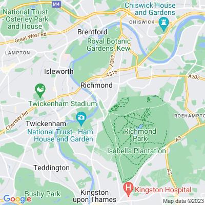 Richmond Hill Location