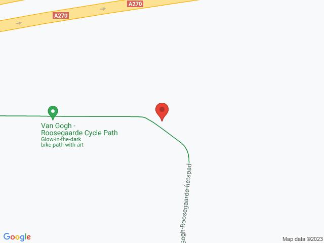 Loostraat | FilmopnameVan Gogh-Roosegaarde fietspad tussen Wolvendijk en Loostraat in beide richtingen afgesloten.