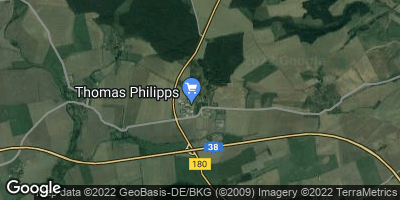 Google Map of Rothenschirmbach