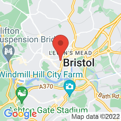 Map showing The Bristol Loaf - Beacon