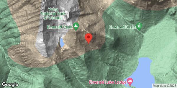 Emerald Peak Slide Path