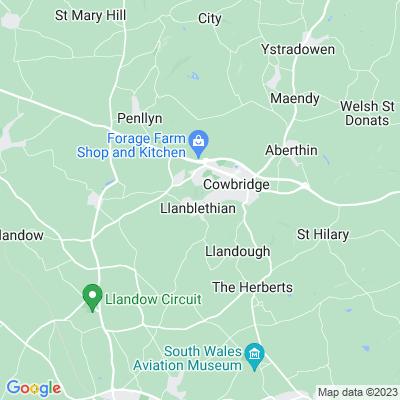 Llanblethian Location