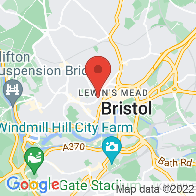Map showing 404 (Not Found) + 404 Bakes