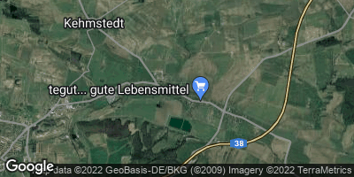 Google Map of Wipperdorf