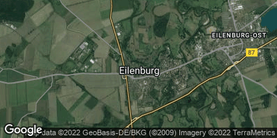 Google Map of Eilenburg