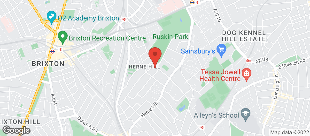 Herne Hill Lifestyle Centre location and directions