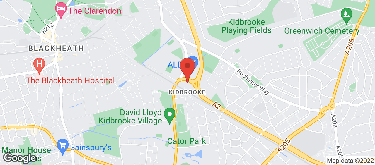 Thomas Tallis School location and directions