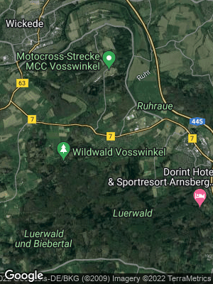 Google Map of Voßwinkel