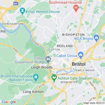 Bristol Zoological Garden Location