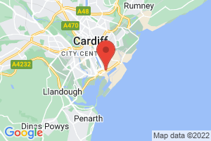 Arthritis Care Wales on the map