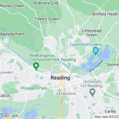 Caversham Court Location