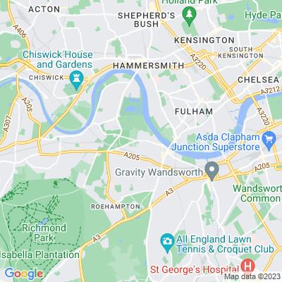 Putney Lower Common Location