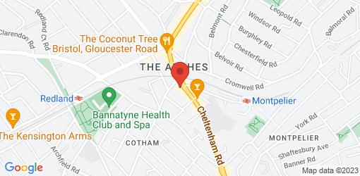 Directions to Koocha Mezze Bar