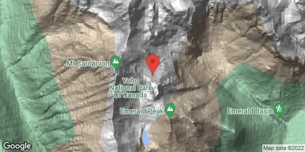 Emerald area