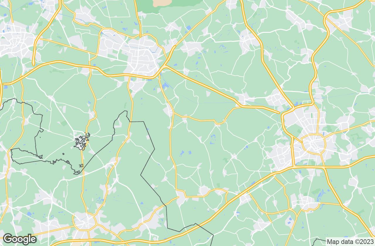 Google Map of Diessen