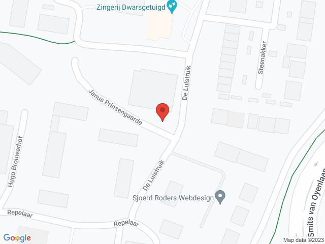 Luistruik WoningbouwlocatieWerkzaamheden ivm aanleg projectontwikkeling Luistruik. Parkeerplaatsen aan Sportlaan/Hugo Brouwershof zijn tijdelijk bereikbaar via toegangsweg door Luistruik/ Clemensakker. Bewoners worden nog apart ingelicht.