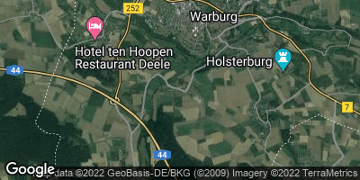 Google Map of Wormeln