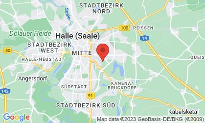Arbeitsort: Halle Saale