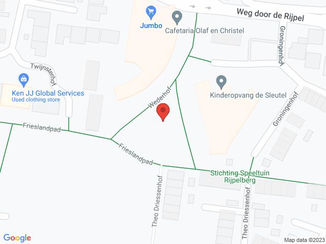 Evenement Rijpelberg LiveVoetpad tussen Wederhof en Frieslandpad is afgesloten in verband met het evenement Rijpelberg Live. Gelijktijdig passeert de Kennedymars over het fietspad Frieslandpad.