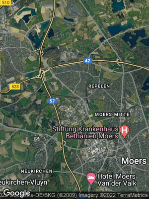 Google Map of Genend