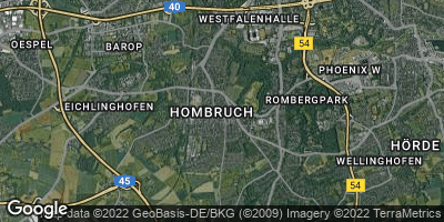 Google Map of Hombruch