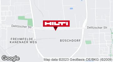 Hilti Store Halle