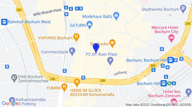 Google Map of 51.4798551,7.2180506