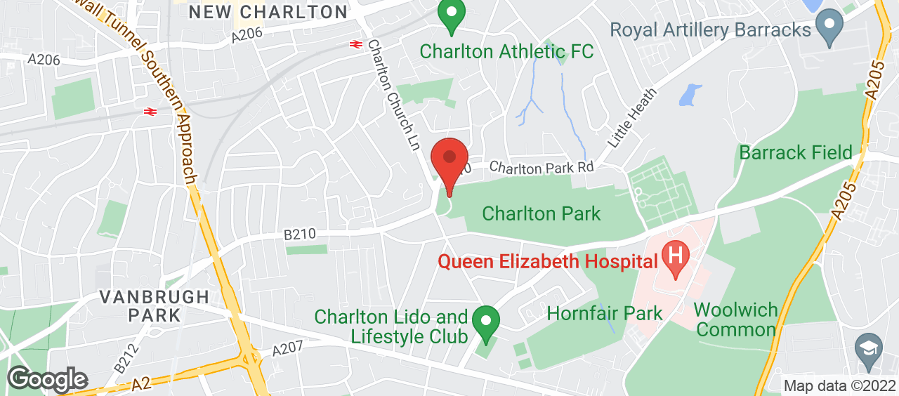 Charlton House Library location and directions