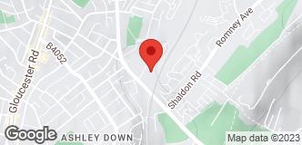 B&Q Supercentre Bristol location