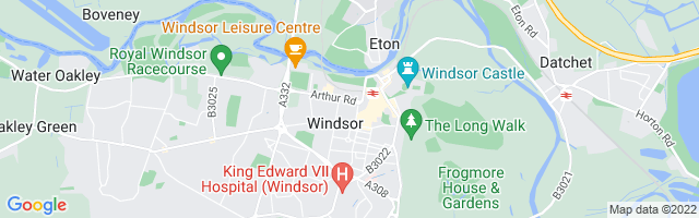 Map Of Windsor