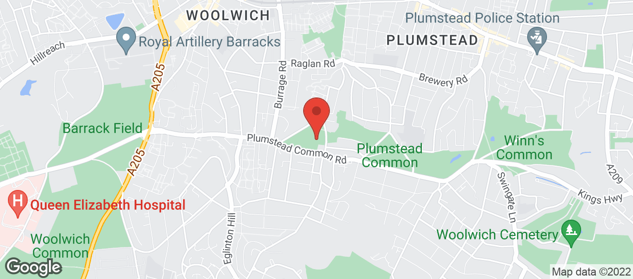 Plumstead Adventure Play Centre location and directions