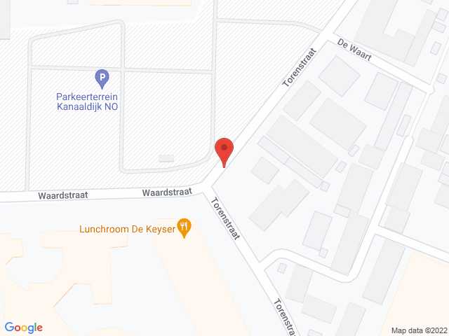 Werkzaamheden Oude Aa Torenstraat - WaardstraatWegafsluiting in verband met werkzaamheden aan de ondergrondse Oude Aa in de Torenstraat en Waardstraat. Verkeer richting Keyserinnedael en AH XL wordt omgeleid.