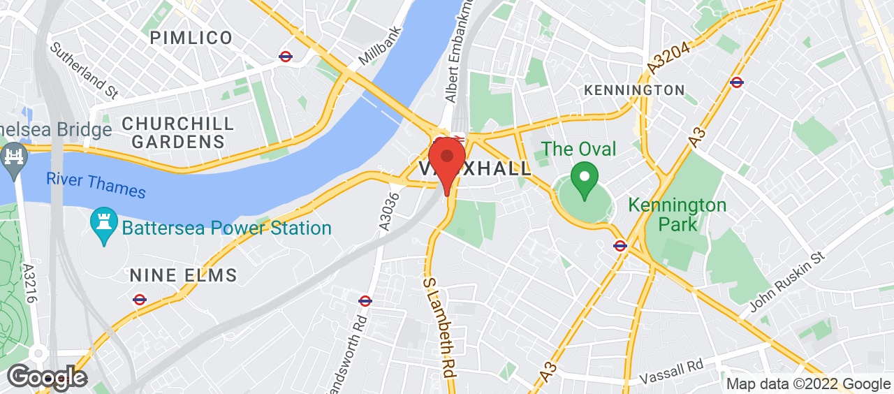 Vauxhall Leisure Centre location and directions