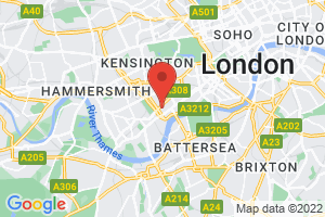 Chelsea and Westminster Campus Library on the map