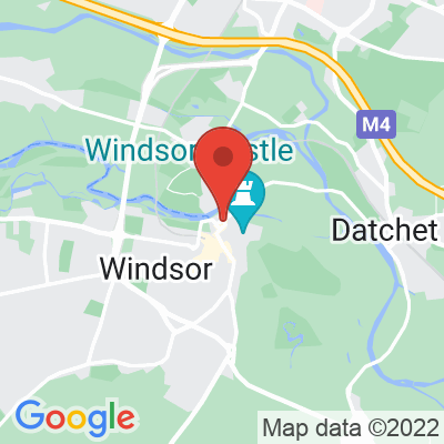 Map showing Craft Coffee House (Windsor)