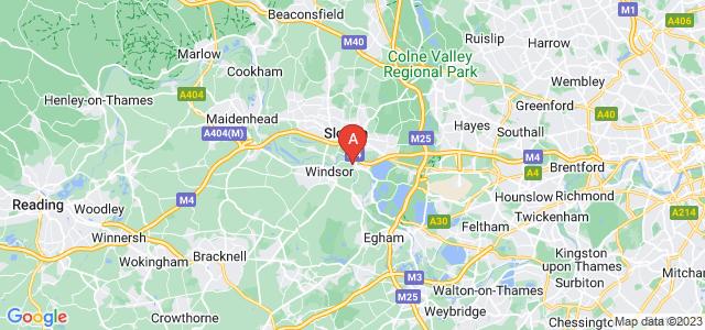 Lokacija Stan za prodaju u Windsor and Maidenhead, Slough, Datchet