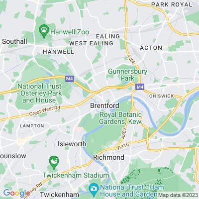 Brentford Location