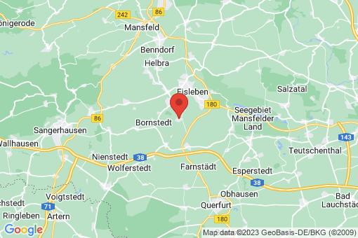 Karte Bischofrode