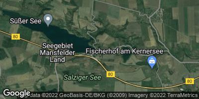 Google Map of Seeburg