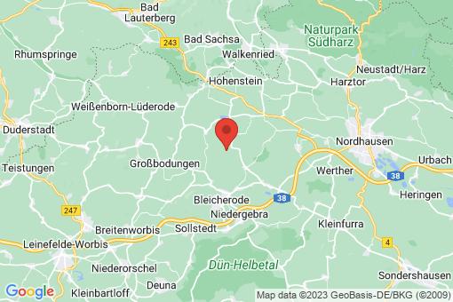 Karte Hohenstein