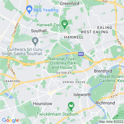 Osterley Park Location