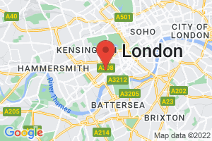 Royal Brompton Campus Library on the map