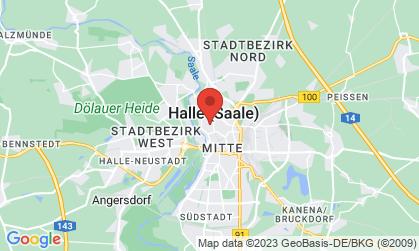 Arbeitsort: Halle