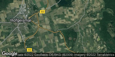 Google Map of Carlsdorf