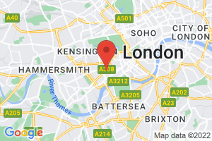 David Adams Library, Royal Marsden NHS Foundation Trust on the map