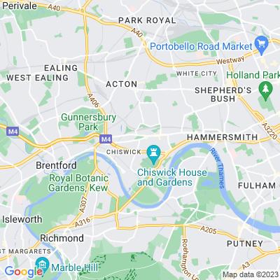 Turnham Green Location