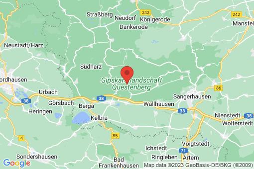 Karte Questenberg