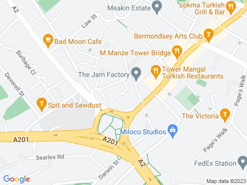 Map of Rephidim Street