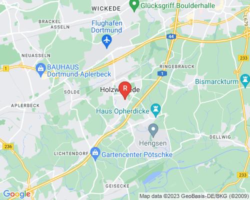 Google Karte von Rohrreinigung Holzwickede